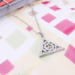 kai logo necklace